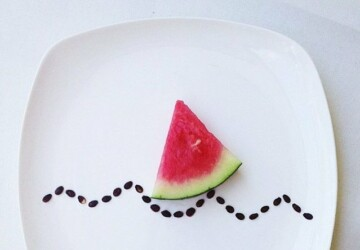 Amazing art food pieces from Hong Yi - wonderful, top places, pieces, Hong Yi, food, artist, art