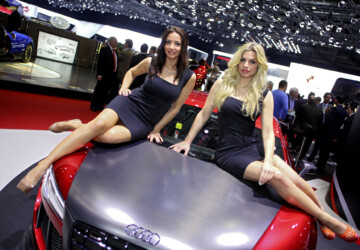 10 Hottest Hostesses at Geneva 2013 - women, hottest, hostess, geneva, car, auto