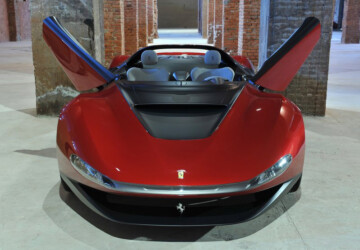 Sergio Concept - Tribute to a Legend - super, Sergio Pininfarina, geneva, concept, car, amazing