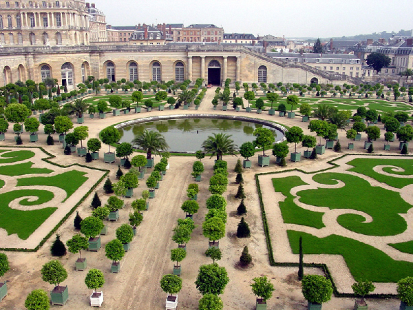 Landscape Design: French Garden - Style Motivation