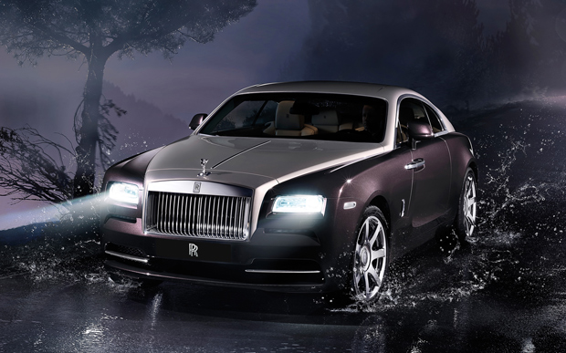 Rolls-Royce Wraith - Prestige & Power - wraith, top, rolls-royce, luxury, car, auto, amazing