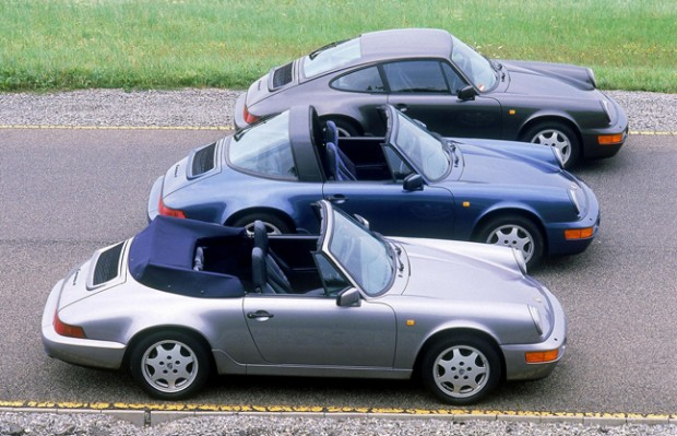 50 years of Porsche 911: Definition of a sports car