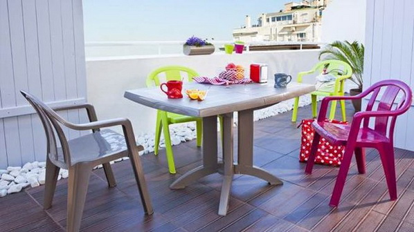 10 Covered Terrace Ideas