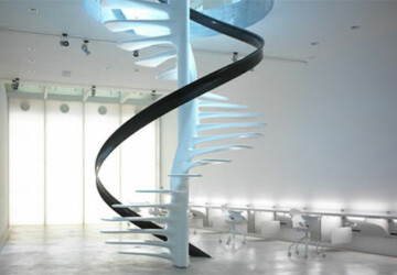 50 Mind Blowing Examples Of Creative Stairs - stairs&windows, home decor, creative stairs