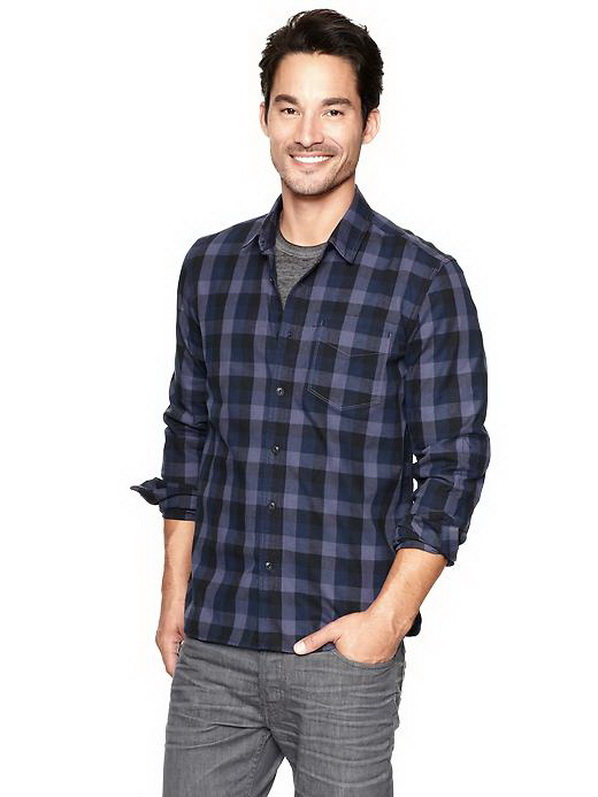 Gap spring 2013 casual shirts for men style motivation for Where to buy casual dress shirts