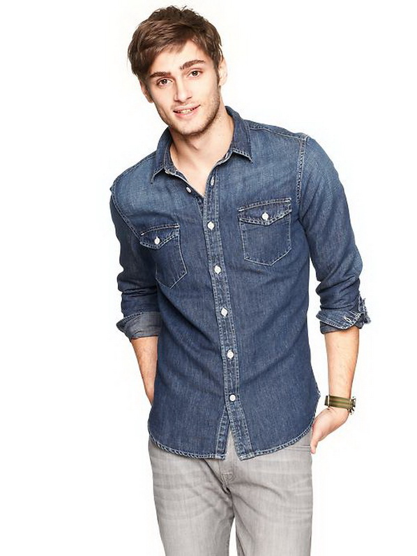 Gap Spring 2013 Casual Shirts for Men