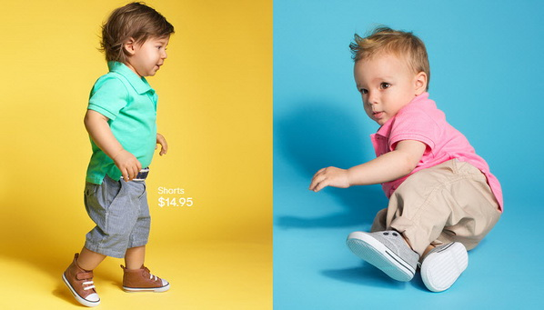 "H&M Kids ""Baby Favorites"" 2013 Collection"