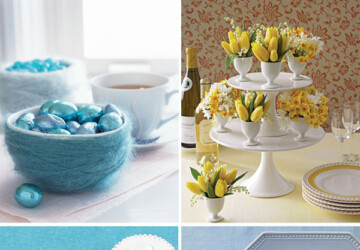 Easter Home Decoration -