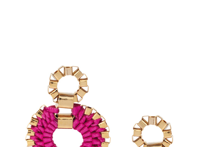 12 Earrings Amazing Design With Faceted Jewels - jewelry, fashion, Earrings