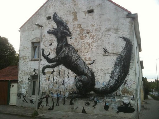 Street-art-inspiration Style Motivation (40)