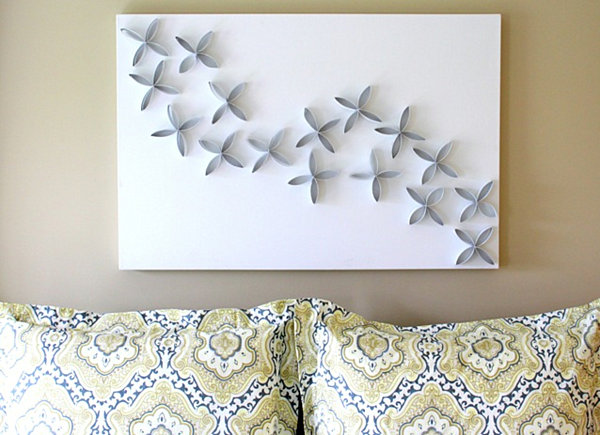 Merveilleux ... 25 DIY Easy And Impressive Wall Art Ideas ...