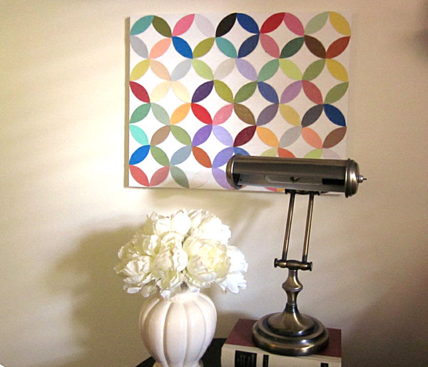 25 Easy Diy Home Decor Ideas: 25 DIY Easy And Impressive Wall Art Ideas