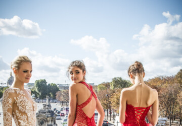 Zuhair Murad SS 2013, Paris - Zuhair Murad, Romance flourishes, Red carpets, paris