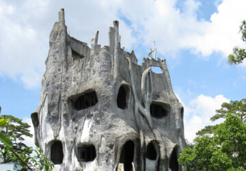 Incredible photos of Crazy House, Vietnam - vietnam, incredible building, crazy house, building in vietnam, building in asia, amazing building