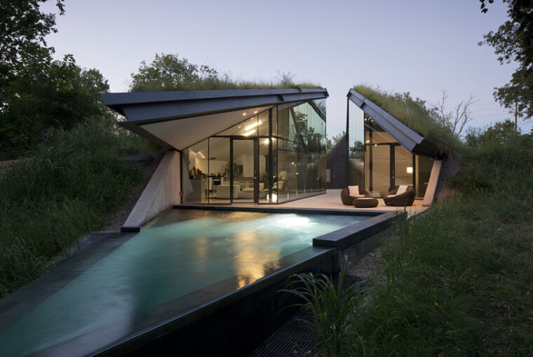 The Edgeland House - house, home, architecture, amazing