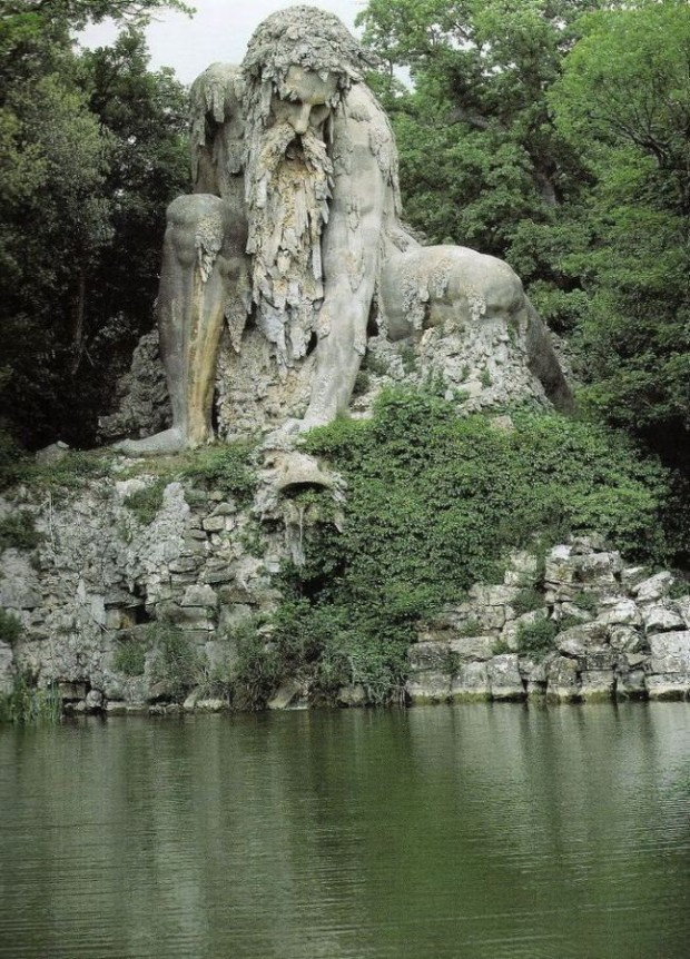 Colossus from Park of Pratolino