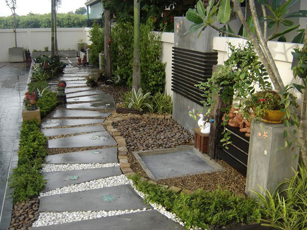 20 Garden Path Ideas