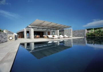 St. Barths Residence on the Caribbean Islands -