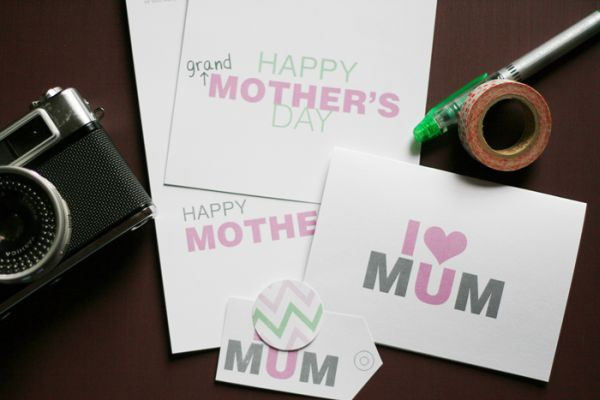 10 DIY Mother's Day Gifts