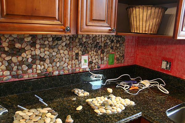 Top 10 diy kitchen backsplash ideas style motivation for Cheap diy kitchen backsplash ideas