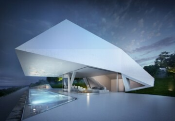 Villa F by Hornung and Jacobi - villa, rhodes, house, greece, amazing
