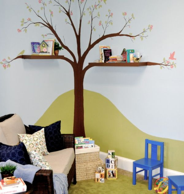 15 Playful Tree Wall Decals