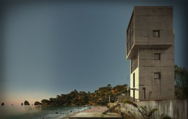9 Amazing Lookout Towers Converted Into Homes - tower, houses, amazing
