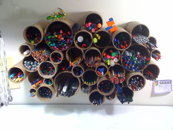 15 DIY Pencil Holders