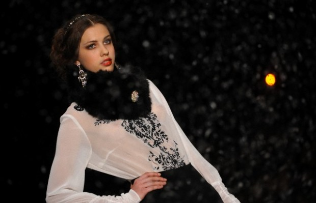 Mercedes-Benz Fashion Week Russia opens