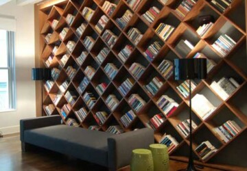 20 Amazing Home Library Ideas -
