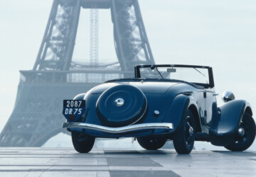 Citroën at the Techno-Classica -