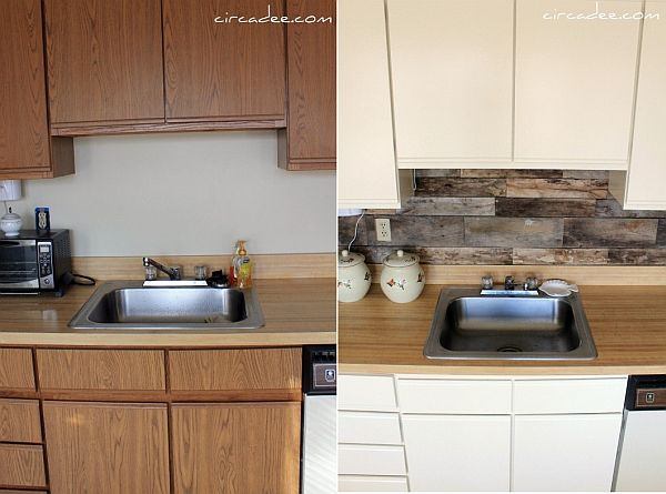 Delightful Top 10 DIY Kitchen Backsplash Ideas