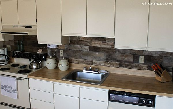 Top 10 DIY Kitchen Backsplash Ideas