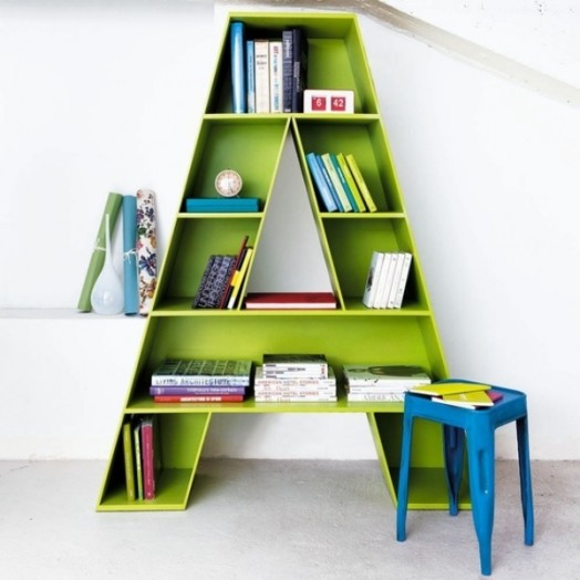 25 really cool kids bookcases and shelves ideas style for Bookcases for kids room