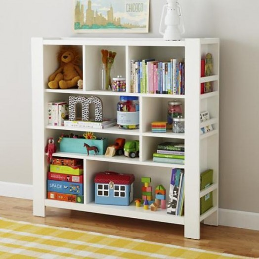 Kid Bookshelf Idea 524 x 524