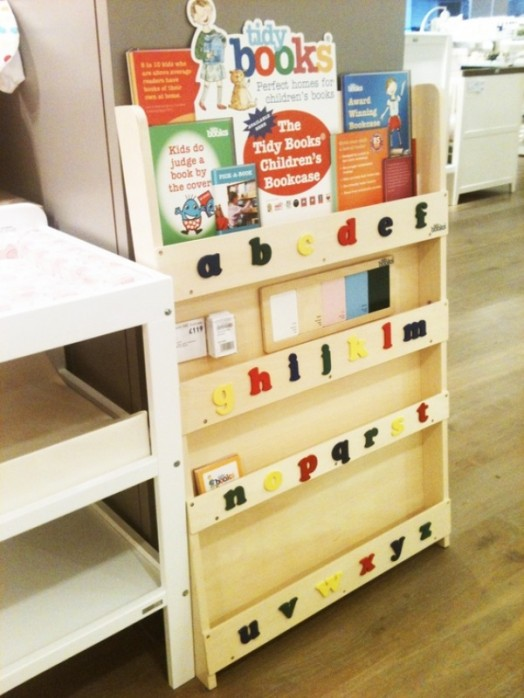 25 really cool kids bookcases and shelves ideas 25 524x698 jpg