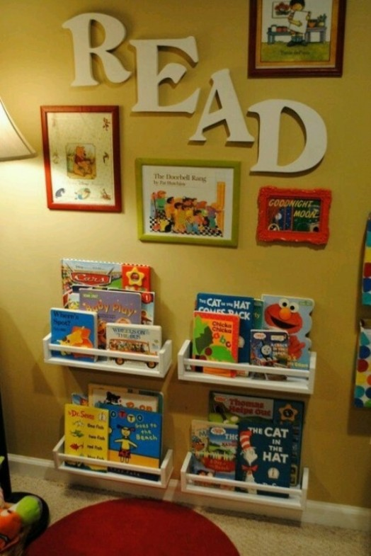 25 really cool kids bookcases and shelves ideas style