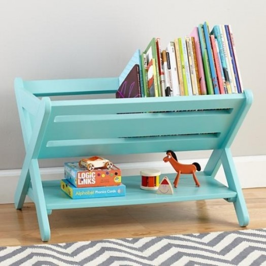 ... 25 Really Cool Kidsu0027 Bookcases And Shelves Ideas ...