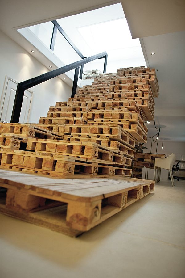 pallets made into furniture. 21 ways of turning pallets into unique pieces furniture made o