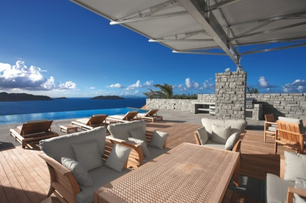 St. Barths Residence on the Caribbean Islands