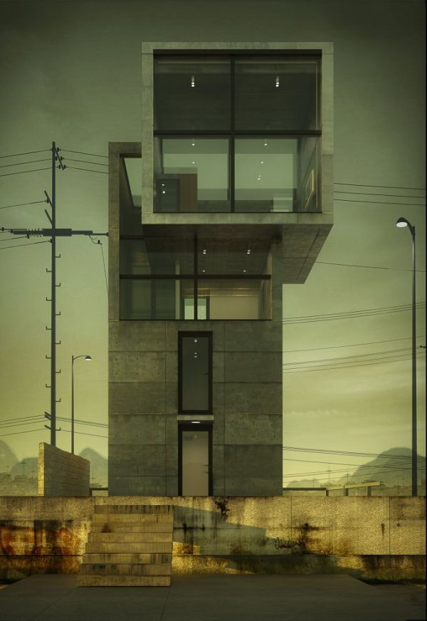 Good ... 9 Amazing Lookout Towers Converted Into Homes ... Amazing Design