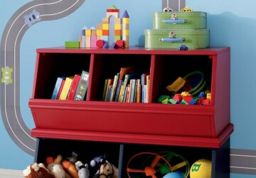 Kids Storage Furniture -