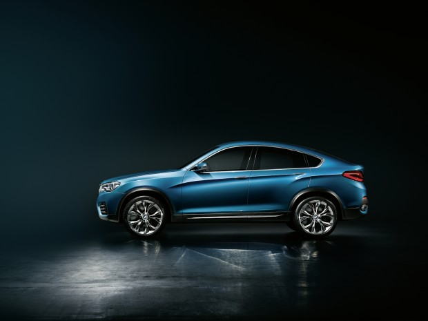 BMW X4 is coming