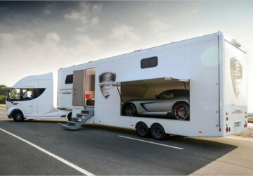 Futuria - The Yacht on Wheels -