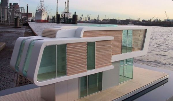 Exceptional 10 Amazing Floating Houses Around The Globe ...