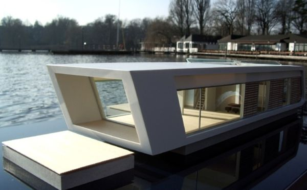 10 Amazing Floating Houses Around The Globe Style Motivation