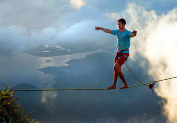 Extreme Walk by Brian Mosby -