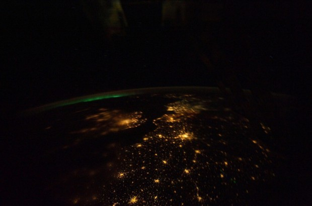 Amazing NASA Photos of Earth at Night