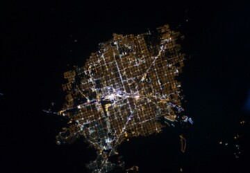 Amazing NASA Photos of Earth at Night -