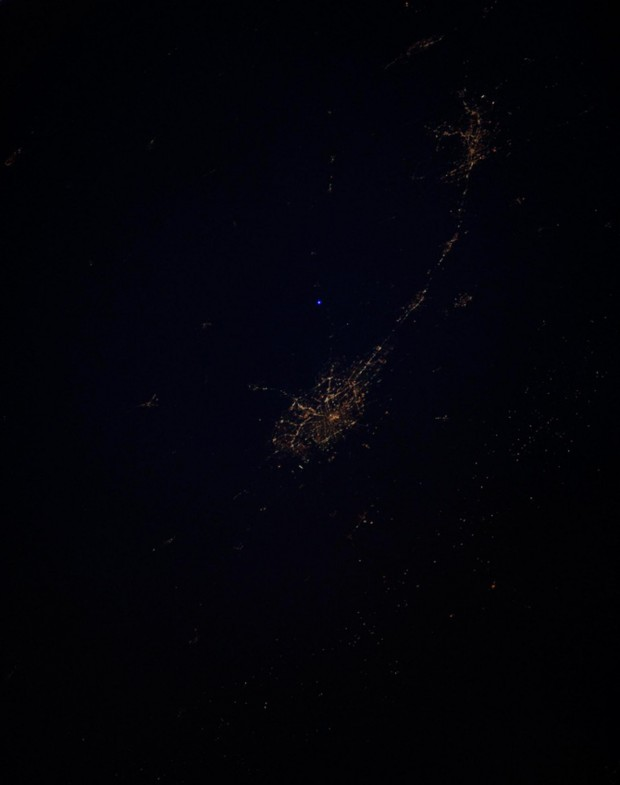 x 11 from space nasa earth at night - photo #25